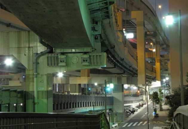 plaisirduplaisir tokyo highway japan